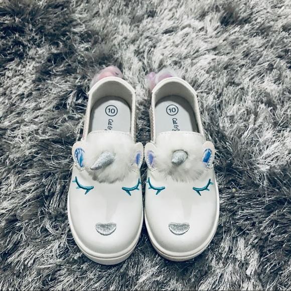 Cat And Jack Unicorn Girls Shoes
